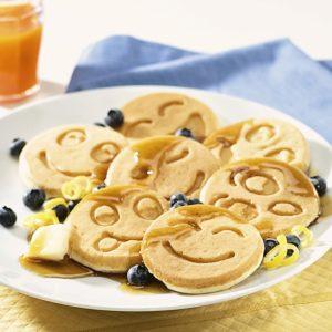 Smiley Face Pancake Pan